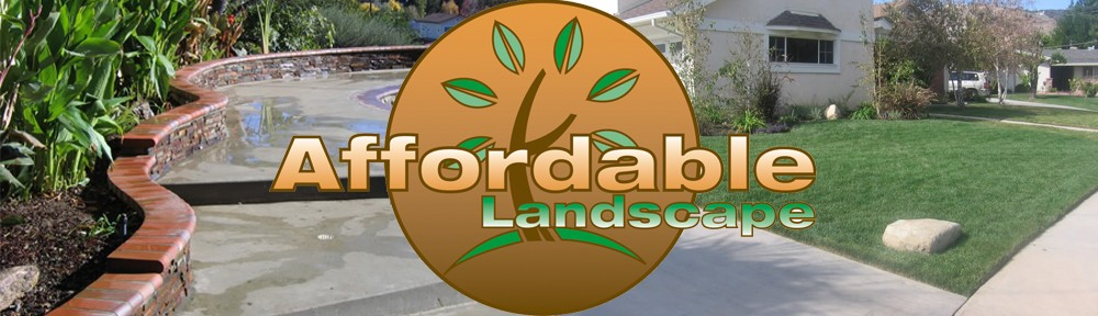 Affordable Landscape